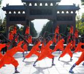 CHINA-CULTURE-WUSHU